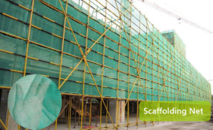 HDPE Green Construction Safety Net pictures & photos