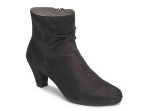 Latest Ladies Winter Suede Shoes Fashion Young Lady Boots (HT1004-10) pictures & photos