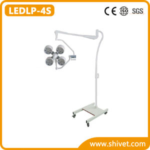 Shadowless Operating Lamp (Mobile) for Veterinary (LEDLP-4S) pictures & photos