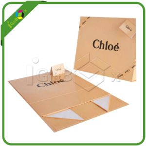 Flat Packed Printing Paper Folding Foldable Folded Cardboard Packaging Storage Gift Box pictures & photos