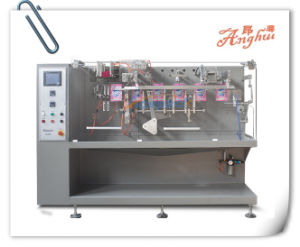 2015 New Unique Horizontal Small Milk Packing Machine Ah-S180t pictures & photos