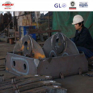 OEM Steel Structure Fabrication Parts pictures & photos