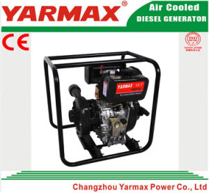 4kVA Yarmax 3 Inch High Pressure Diesel Water Pump (cast iron) pictures & photos