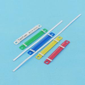 Plastic Clip Fastener for Paper