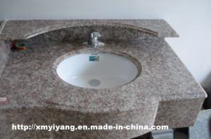 Polished Granite Countertops for Bathroom pictures & photos