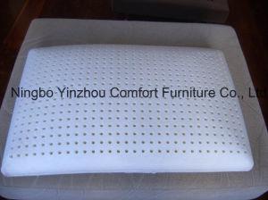 Top Sale Popular 100% Natural Latex Countour Shape Latex Pillow pictures & photos