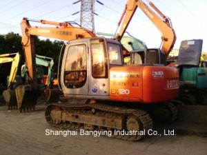 Used Hitachi Crawler Excavator Ex120 pictures & photos