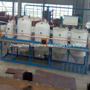 Corn Oil Refinery Machine Mini Oil Refinery pictures & photos