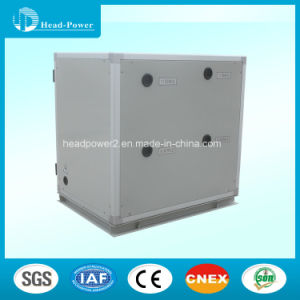 R407c Water Cooled Water Chiller Scroll Heat Pump Chiller pictures & photos