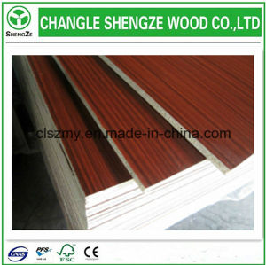 High Quality Melamine Faced Particle Board / Flakeboard pictures & photos