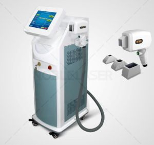 808nm Diode Laser Permanent Hair Removal/Big Power pictures & photos