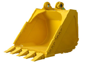 Backhoe Buckets for Cat Excavators (320B, 330B, 325B, 345C, 385C) pictures & photos