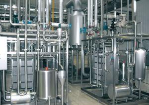 2t/H Milk Processing Line pictures & photos