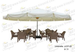 Outdoor Umbrella, Central Pole Umbrella, Jjcp-22 pictures & photos