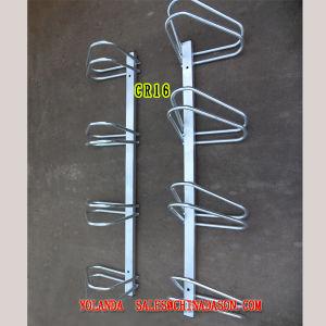 Metal Mounted Bike Racks Cr16 pictures & photos