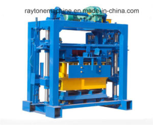 Best Selling Qt40-2 Small Manual Block Brick Making Machine pictures & photos