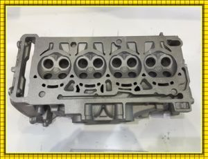 OEM Iron Steel Machined Resin Sand Castings pictures & photos