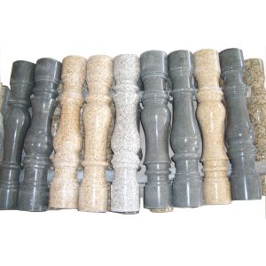Chinese Granite & Marble Stone for Stair Baluster, Stone Railing pictures & photos