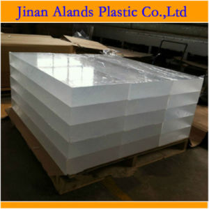 Customized Transparent 50mm 100mm Acrylic Plexiglass Aquarium Sheet pictures & photos