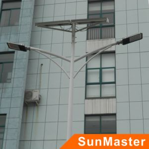 80W Solar Street Light (STL02-30W+30W) pictures & photos