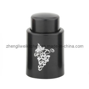 Vacuum Wine Stopper (700055-1) pictures & photos