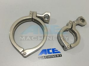 Stainless Steel Sanitary Food Processing Reducer Pipe Fitting (ACE-PJ-T7) pictures & photos