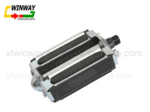 High Quality Bicycle Steel/Ruber Materials Pedal for 26′ pictures & photos