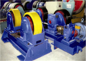 Rubber and Steel Wheel/Adjustable Turning Rolls/Welding Rotator (HGZ/ HGK40) pictures & photos