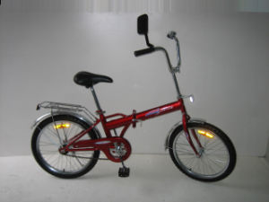 "20"" Steel Frame Folding Bike (FM20) pictures & photos"