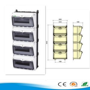 Waterproof Distribution Box with Ce pictures & photos