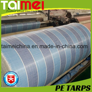 Stripe Tarp/Tarpaulin for Truck Cover / Pool Cover / Boat Cover pictures & photos
