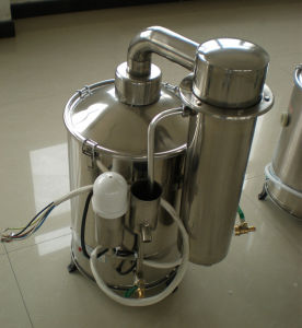 Auto Control Stainless Water Still pictures & photos