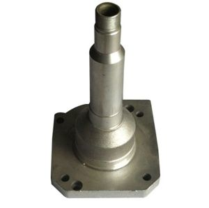 Customized CNC Machining Axle Shaft with Precision Casting pictures & photos