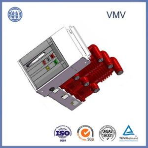 12kv-1250A Vmv New-Designed Fixed Type 3 Phase Vacuum Circuit Breaker pictures & photos
