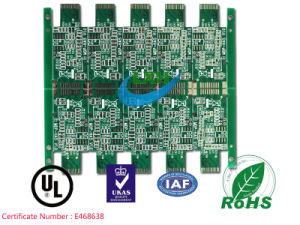 Electrical 4 Layer Printed Circuit Board Bonding PCB