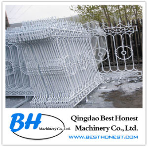 Wrought Iron Fence (Cast Iron Garden Fence) pictures & photos