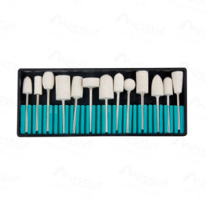 Useful Electric Nail Drill Bit Polisher Shank Manicure Pedicure 12 PCS Bits Tools pictures & photos