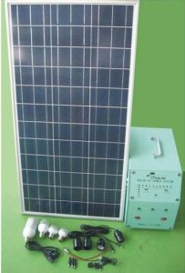 High Power 60W Solar System (GP-SS-060W) pictures & photos