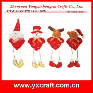 Christmas Decoration (ZY14Y90-1-2-3-4) Christmas Gift Set pictures & photos