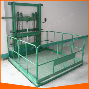 Fixed Guide Rail Lift with Low Price (SJD) pictures & photos