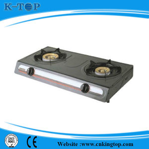 Hot Seller 2 Burners Stainless Gas Stove 2015