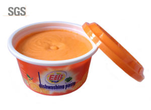 Orange Kitchen Cleaning Detergent / Dishwashing Paste