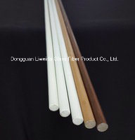 Anti Fatigue and Good Elasticity Fiberglass FRP Rod/Bar
