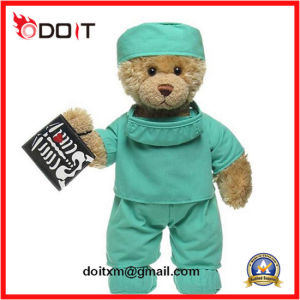 Promotion Valentines Day Skin Giant Graduation Soft Stuffed Plush Toy Teddy Bear pictures & photos
