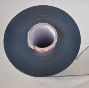 Super Clear Transparent Soft PVC Crystal Sheet in Rolls pictures & photos