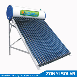 10tubes/20tubes/30tubes Compact Nonressure Solar Water Heater pictures & photos