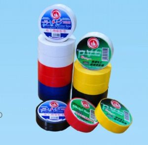 PVC Electrical Insulating Adhesive Tape (EI110-GH) pictures & photos
