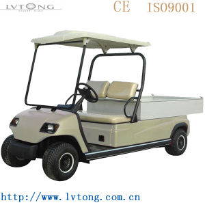 Wholesale 2 Seaters Electric Transport Cart pictures & photos