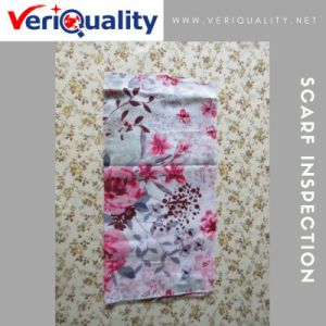 Scarf Quality Control Inspection Service at Huiyang, Guangdong pictures & photos