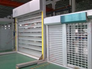 High Quality Electrical Roller Shutter Door (BH-SD08) pictures & photos